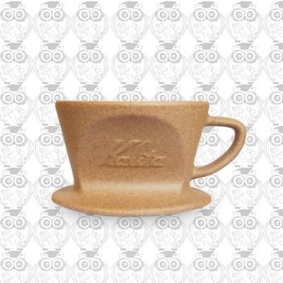 *預購【日本】Kalita SG-101系列 砂岩陶土波佐見燒濾杯