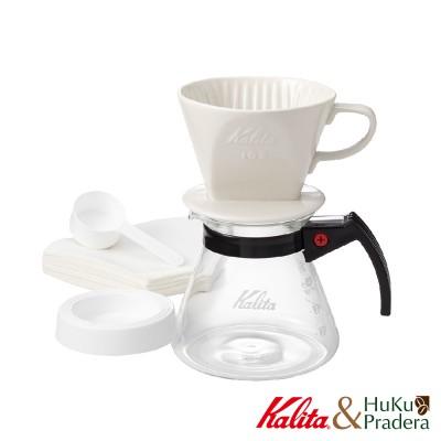 【日本】Kalita 102系列陶瓷濾杯組合