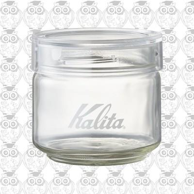 【日本】Kalita 玻璃密封罐150G