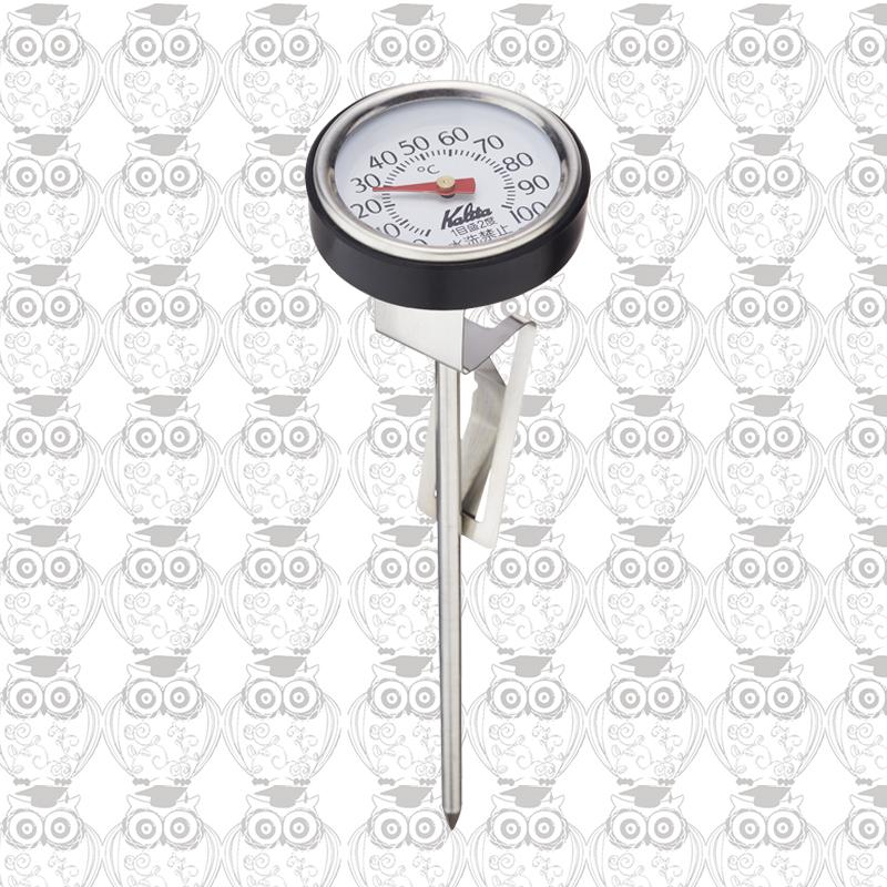 Kalita 不銹鋼夾式指針溫度計