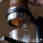 【巴西】Aram 手工製作濃縮咖啡機 - 紫檀木(深棕)